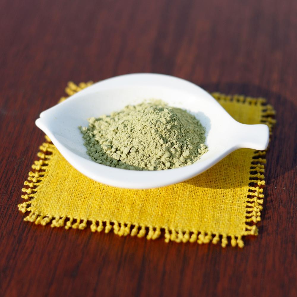天然ゆずの葉茶焙煎 粉末(20g入)