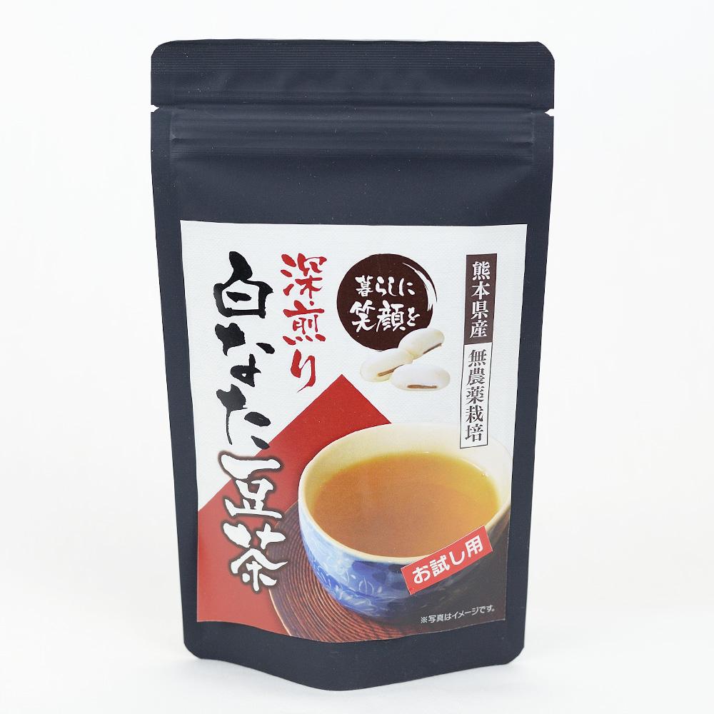 深煎り 白なた豆茶 45g(3g×15包)